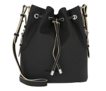 Eco Synthetic Bucket Bag Nero