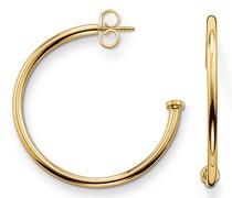 Ohrringe Hoop Earrings For Beads Medium