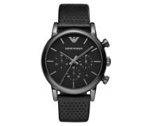 Uhr Luigi Dress Watch Black