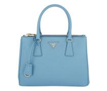 Totes Saffiano Lux Galleria Medium Mare Tote blau