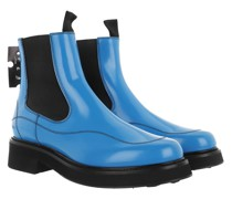 Boots Calf Chealsea Boot Blue