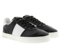 Sneakers Flycrew White/Black weiß