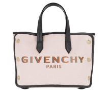 Tote Mini Bag Canvas Pink