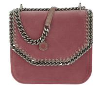 Falabella Box Bag M Velvet Pink Umhängetasche