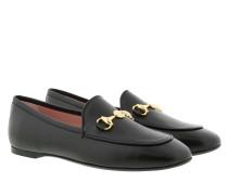 Schuhe Faye Mocassin Coton Negro