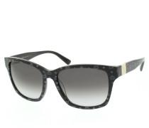 Sonnenbrille - 600S 003 Black Visettos