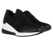 Sneakers Felix Trainer Mesh Sneaker Black