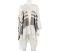 Schal - Wool Scarf Beige/Grey