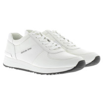 Allie Trainer Optic White Sneakers