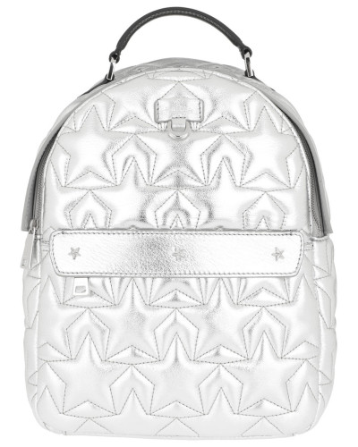 Rucksack Furla Favola S Backpack Color Silver silber