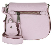 Recruit Small Saddle Shoulder Bag Pale c Umhängetasche