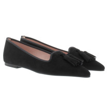 Loafers & Slippers - Ella Angelis Loafer Suede Negro
