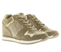 Sneakers - Lacey Sneaker Beige/Brown