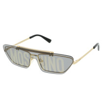 Sonnenbrille MOS048/S Rose Gold