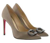 Pumps Dee Logo Fairy Pump Taupe