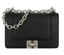 Mini Roberta Shoulder Bag Evolution Nero Umhängetasche