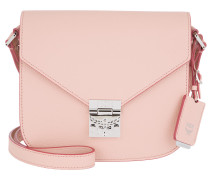 Patricia Park Avenue Small Shoulder Bag Pink Blush