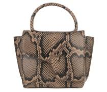 Satchel Bag Montalcino Tote Printed Snake