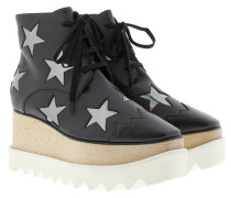 Elyse Stars Boots Black/Zinc Schuhe silber