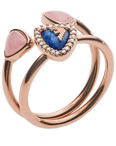 Ring Set EG3446221 Rose Gold