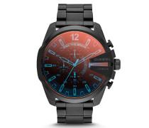Uhr Watch Mega Chief DZ4318 Black