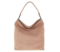 Hobo Bag Keyla Suede Handle New Pivoine
