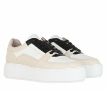 Sneakers Elise Bloom Sneaker Leather
