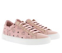 W Sneakers Soft Pink