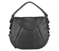 Tasche - Hobo Bag Black