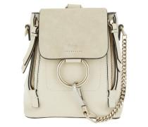 Faye Backpack Off White Rucksack