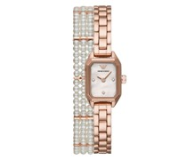 Uhr Gioia Watch Dress Rose Gold