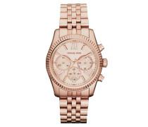 Armbanduhr - Lexington Rose Gold-Tone Watch