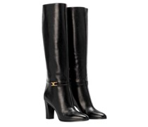 Boots & Stiefeletten Claude High Leather