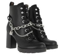 Boots Raizel Bootie Leather Black