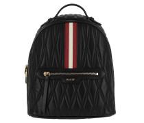 Rucksack Daffi Backpack Black