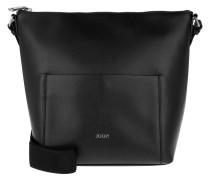 Tasche - Kassandra Shoulder Bag L Nature Black