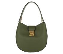 Patricia Park Avenue Hobo Medium Loden Green Bag