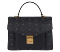 Patricia Satchel Bag Medium Black