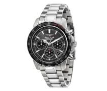 Uhren 550 Vintage 42Mm Chr Black Dial Br SS