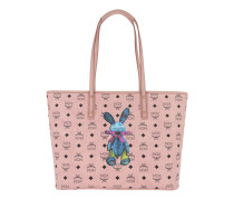 Rabbit EW Shopper Medium Light Pink Tote