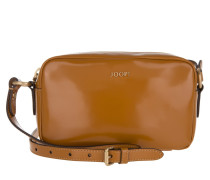 Cloe Shoulder Bag Polish Mini Cognac Umhängetasche cognac