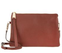 Crossbody Bag Adria Bicolor Oxblood