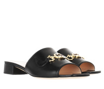 Sandalen Zumi Sandal Leather Nero