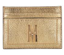 Portemonnaie Pochette Oro Lucido