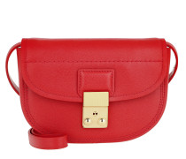 Umhängetasche Pashli Mini Saddle Belt Bag Red