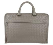Handtasche - Men's Briefcase Valigia Leggero Intrecciato Shadow
