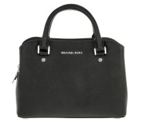 Savannah SM Satchel Black Umhängetasche