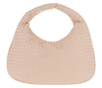 Hobo Intrecciato Nappa Bag Petal