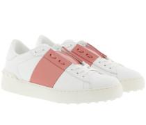 Bicolor Rockstud Sneakers NC Sneakers