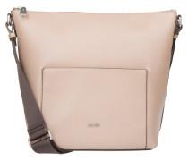 Kassandra Shoulder Bag Large Grano Nude Umhängetasche beige